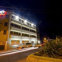 Hotel Joshed Imperial, hotel em Latacunga
