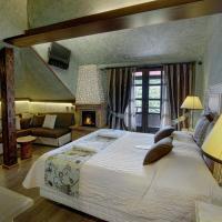 Aroma Dryos Eco & Design Hotel, hotel in Metsovo