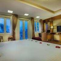 La Storia Ruby Hotel, hotell i Hanoi