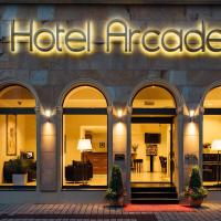 Arcade Hotel, hotel in Wuppertal