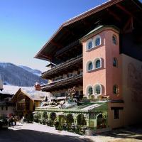 Boutique-Hotel Bauer: Saalbach Hinterglemm'de bir otel