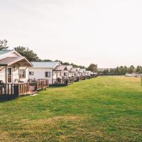 Island Life Cottages, hotel em Brackley Beach