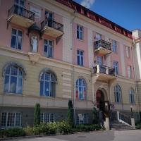 Stadshotellet Sölvesborg, hotel in Sölvesborg