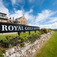 Royal Golf Hotel, hotel in Dornoch