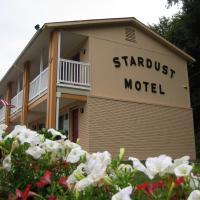 Stardust Motel: North Stonington şehrinde bir otel