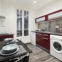 PAGANINI - New Lovely Cosy Flat in Heart of Nice