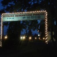 Sztráda Romantika Panzió és Étterem, hotel in Újhartyán