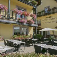 Best Western Plus Au cheval Blanc à Mulhouse, hotel in Baldersheim