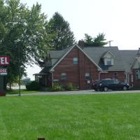 Red Rose Motel, hotel in Elizabethtown