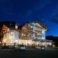 Hotel Cristallo, hotel in Passo San Pellegrino