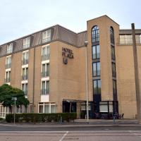 Hotel Plaza, hotel in Dellviertel, Duisburg