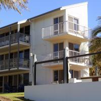 Bargara Shoreline Apartments, hotel in Bargara