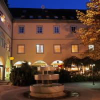 Hotel Goldener Brunnen, hôtel à Klagenfurt am Wörthersee