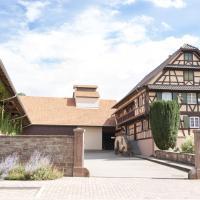 Ferme Typique Alsacienne, hotel in Truchtersheim