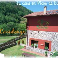 La Llosa de Repelao, hotel en Covadonga