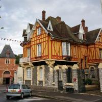 La Porte De Bretagne, hôtel à Péronne