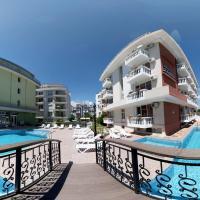 Hotel Zaara, отель в городе Солнечный Берег