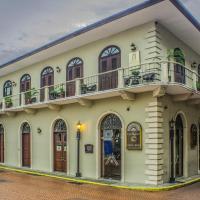 Casa Sucre Boutique Hotel, hotel in Casco Viejo, Panama City