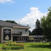 The Fort Nashwaak Motel, hotel em Fredericton