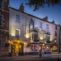 The Three Swans Hotel, Market Harborough, Leicestershire, hotel in Market Harborough