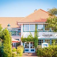 Künstlerherberge, Hotel in Spiekeroog