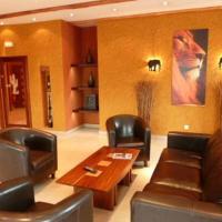 Kactus Lodge, отель в городе Пуэнт-Нуар