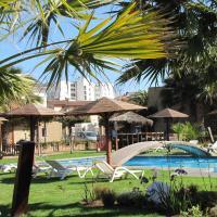 Apart Hotel Gran Pacifico, отель в городе Ла-Серена
