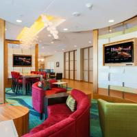 SpringHill Suites by Marriott San Jose Airport, hotel in San Jose