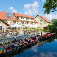 Spreewaldhotel Stephanshof, Hotel in Lübben
