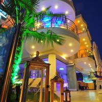 Panorama Inn Hotel, отель в городе Паралия-Катерини