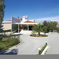 Iris Hotel, отель рядом с аэропортом Аэропорт Салоники - SKG в Терми