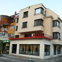 Contessa Hotel, hotel in Shumen