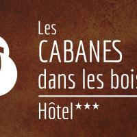 Les Cabanes Dans Les Bois、Villedubertのホテル