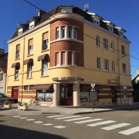 Le Royal, hotel v destinaci Chaumont