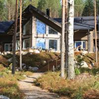 Villa Tukkilahti 4, hotel in Savonranta