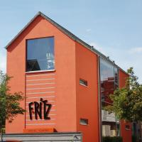Hotel F-RITZ, Hotel in Schleswig