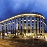 Novotel Nuernberg Centre Ville, hotel v Norimberku