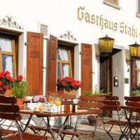 Gasthaus Weingut Stahl, Hotel in Oberwesel
