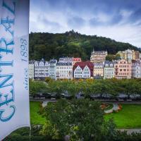 Interhotel Central, hotel in Karlovy Vary