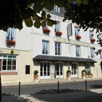 Logis Hotel Beaudon, hôtel à Pierrefonds
