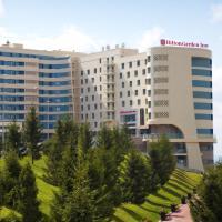 Hilton Garden Inn Ufa Riverside, отель в Уфе