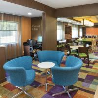 Fairfield Inn & Suites Chicago Tinley Park, hotel in Tinley Park