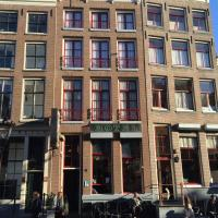 Hotel Royal Taste, hotel ad Amsterdam, Quartiere a Luci Rosse