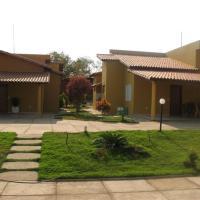 Sítio Encontro das Águas, отель в городе Патросиниу
