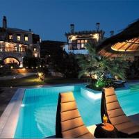 Iakovakis Suites & Spa, hotel in Koropi