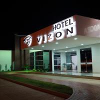 Hotel e Locadora Vizon