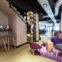 Campanile Lyon Centre - Gare Perrache - Confluence, hotel in Lyon