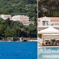 Odysseus Hotel, hôtel à Paleokastritsa