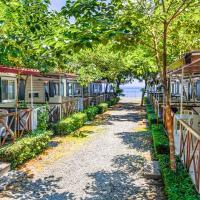 Camping La Focetta Sicula, hotell i Sant'Alessio Siculo