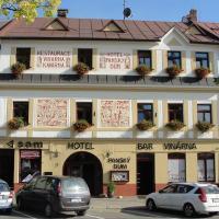 Hotel Panský dům, hôtel à Nové Město na Moravě